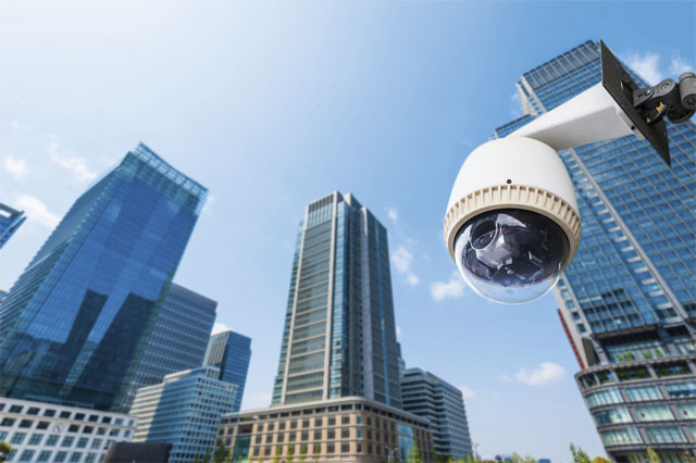 Security systems and CCTV