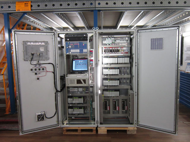 Programmable Logic Control (PLC)
